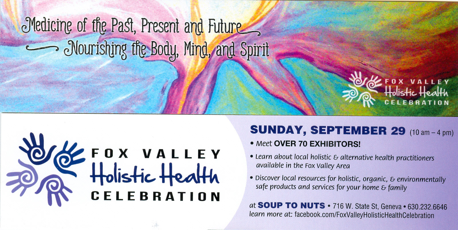 Holistic Health Celebration 2013
